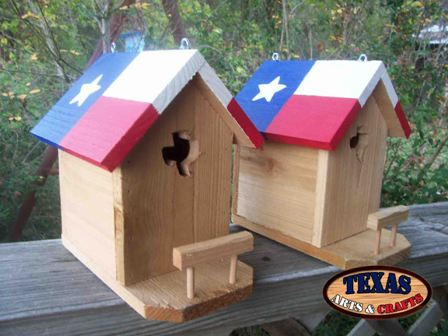 Texas Bird House